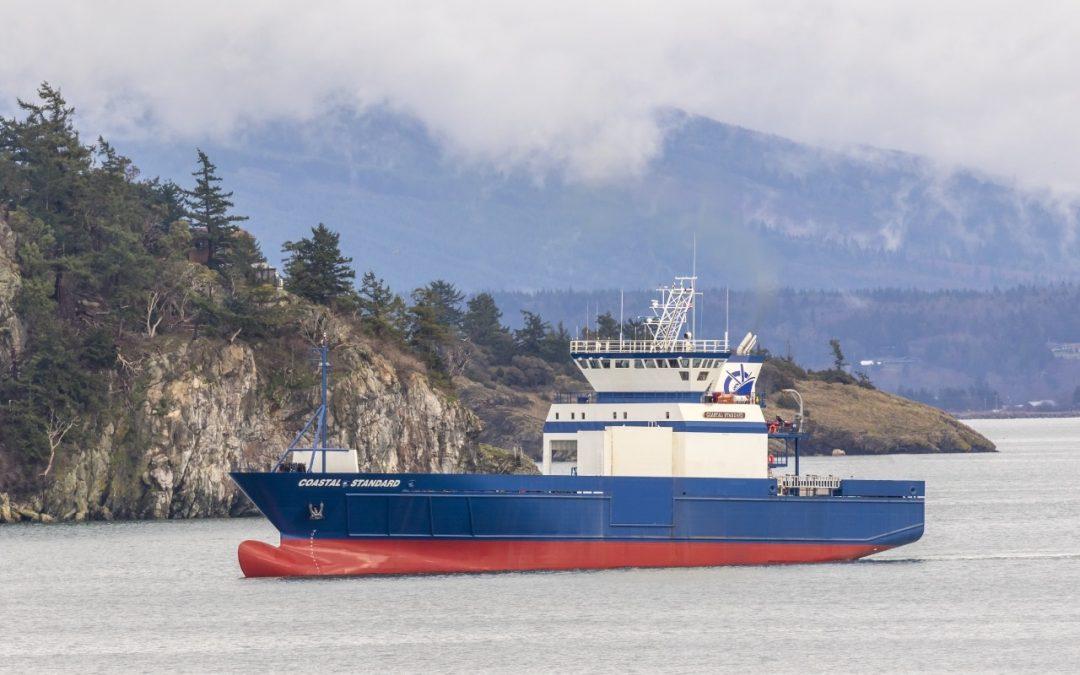 Coastal Transportation aids BCS in creating rapid Alaska-Seattle food pipeline