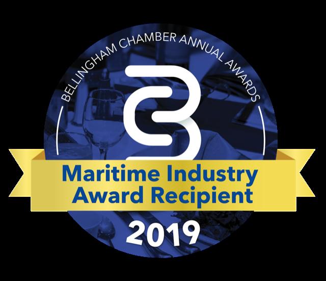 BCS named winner of 2019 Maritime Industry Award