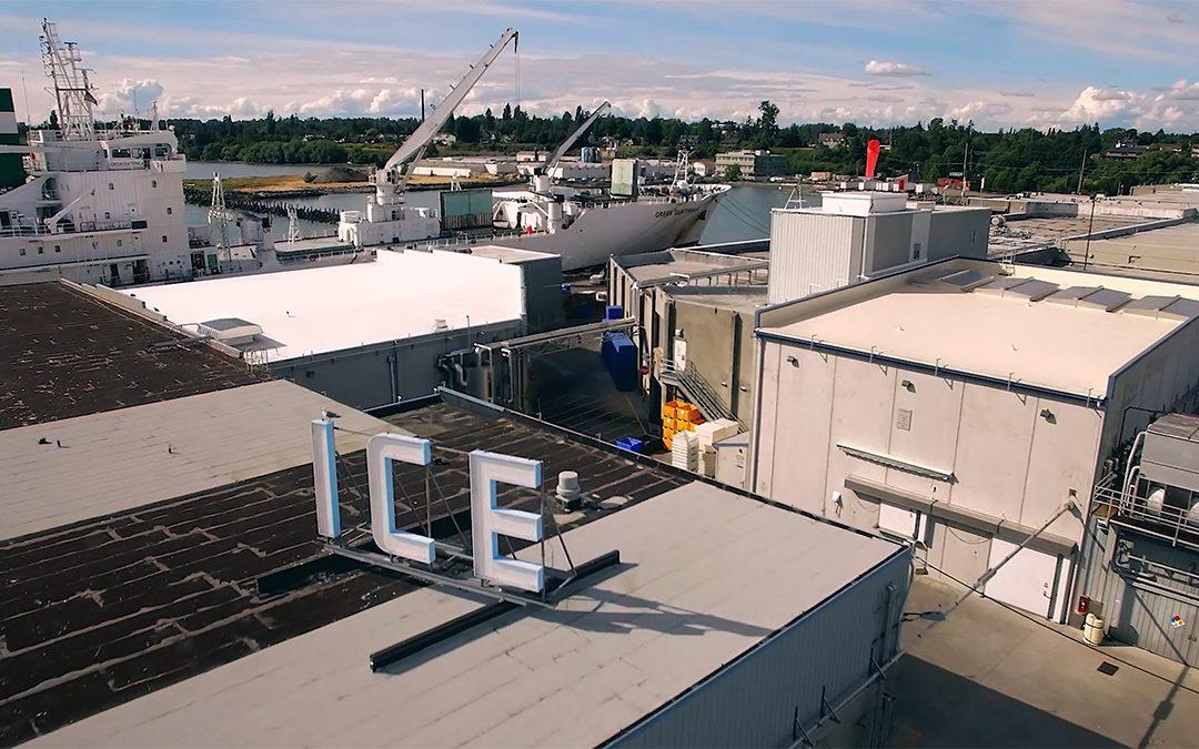 Leased warehousing provides a logistical advantage