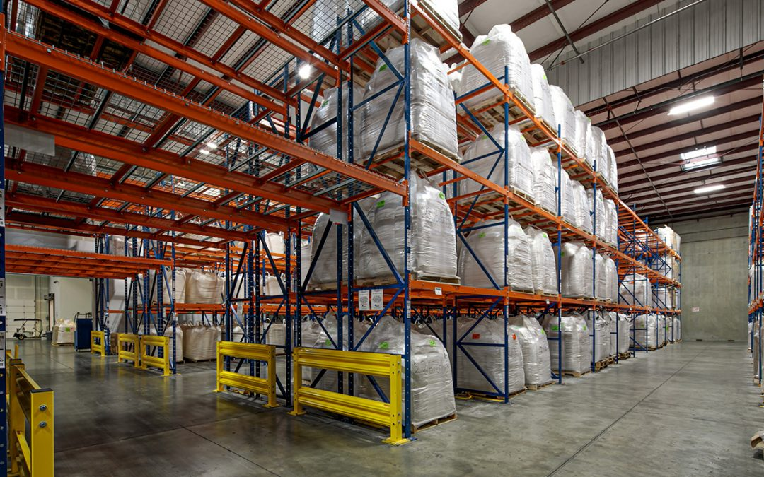 Dry storage is critical piece of food distribution pipeline