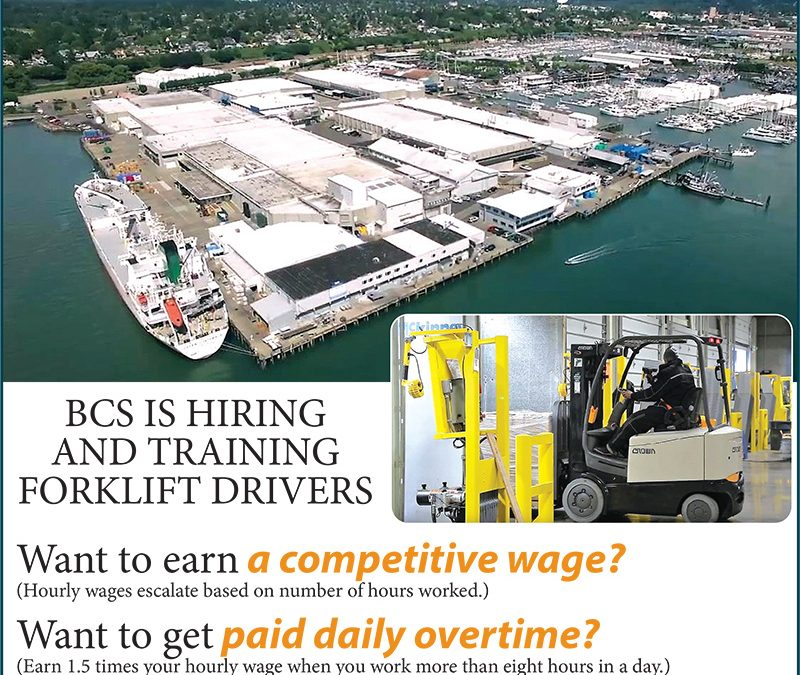 BCS shifts strategies to hire and train during COVID-19