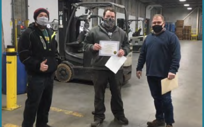 Kevin Varholla: February Employee of the Month