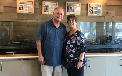 Gene and Jan Knutson – September Employees of the Month